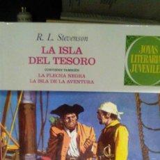 Libros antiguos: LIBRO DE JOYAS LITERARIAS JUVENILES-CON TRES HISTORIAS. Lote 66288270