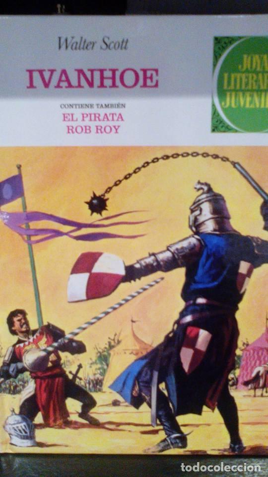 LIBRO DE JOYAS LITERARIAS JUVENILES-CON TRES HISTORIAS (Libros Antiguos, Raros y Curiosos - Bellas artes, ocio y coleccionismo - Otros)