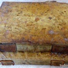 Libros antiguos: LLIBRE DE CONTE I RAO. DAMIÀ RICO .ONIL Y COMARCA (ALICANTE). DOS MANUSCRITOS DEL SIGLO XVII. Lote 66535414