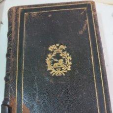Libros antiguos: DIURNUM JUXTA RITUM S. ORDINIS PRAEDICATORUM F. JOSEPHI MARIAE SANVITO AÑO 1863 SIGLO XIX . Lote 66578478