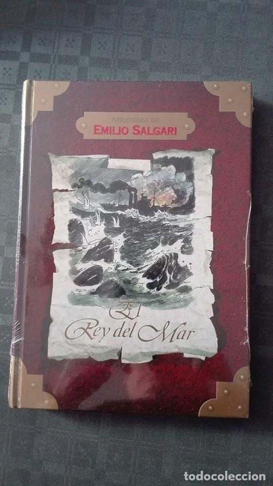 AVENTURA DE EMILIO SALGARI/EL REY DEL MAR (Libros Antiguos, Raros y Curiosos - Literatura Infantil y Juvenil - Otros)