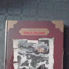 Libros antiguos: AVENTURA DE EMILIO SALGARI/EL REY DEL MAR . Lote 66619174