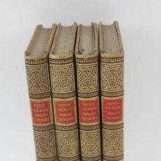 Libros antiguos: L- 4187. AMERICA, HISTORIA DE SU COLONIZACION, DOMINACION E INDEPENDENCIA, J.COROLEU. 1894. 4 TOMOS.. Lote 66807886
