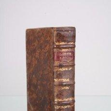 Libros antiguos: PROMPTUARIO DE LA THEOLOGÍA MORAL - FRANCISCO DE LARRAGA - 3ª EDICIÓN - MADRID 1780. Lote 66866202