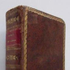 Libros antiguos: ESPIRITU DEL CONDE DE BUFFON - TRADUCIDO AL CASTELLANO POR TIBURCIO MAQUIEYRA - VALLADOLID AÑO 1798. Lote 67067226