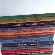 Libros antiguos: LOTE DE 25 LIBROS DE BIBLIOTECA DE AUTORES ANDALUCES. Lote 57054896