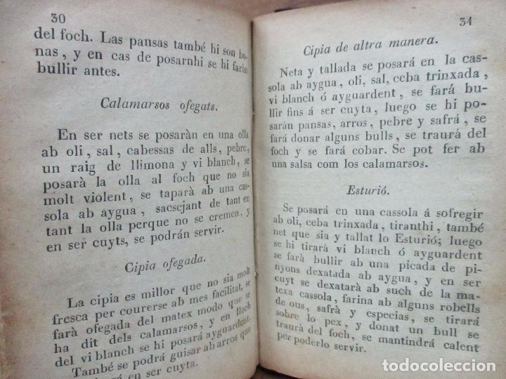 Libros antiguos: LA CUYNERA CATALANA ó sia reglas útils, facils,... - Foto 7 - 67331133