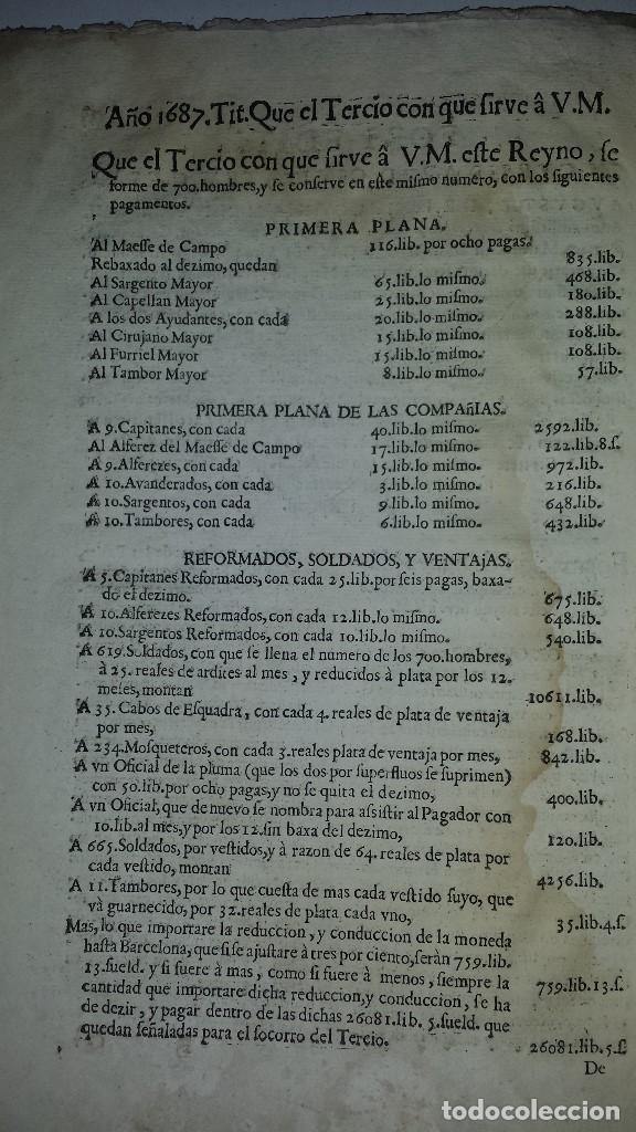 Libros antiguos: FVEROS Y ACTOS DE CORTE DE ARAGON - 1686 - Foto 2 - 67340457