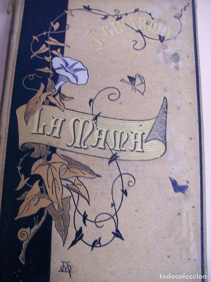 LA MAMA. J. GIRARDIN. 1882. RARO (Libros antiguos (hasta 1936), raros y curiosos - Literatura - Narrativa - Otros)
