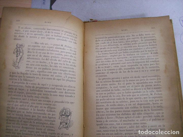Libros antiguos: LA MAMA. J. Girardin. 1882. RARO - Foto 3 - 67424569