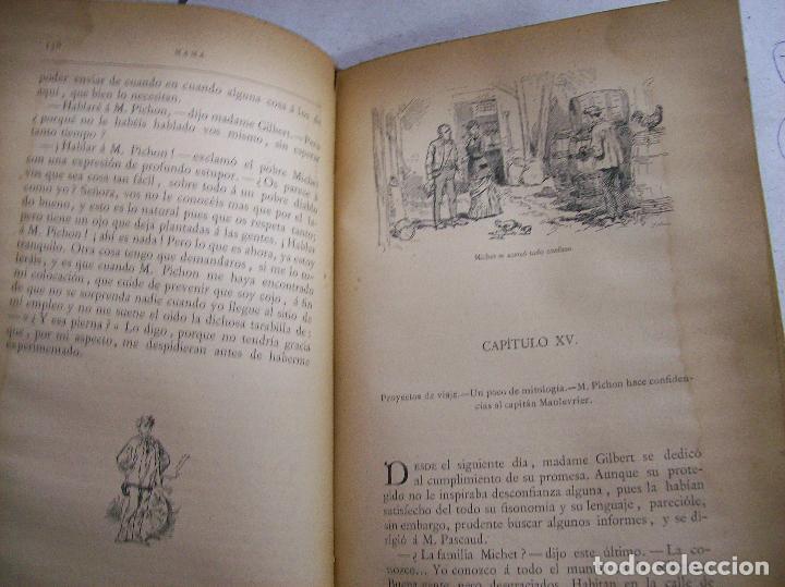 Libros antiguos: LA MAMA. J. Girardin. 1882. RARO - Foto 4 - 67424569