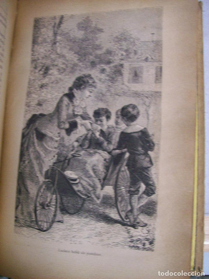 Libros antiguos: LA MAMA. J. Girardin. 1882. RARO - Foto 5 - 67424569