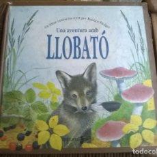 Libros antiguos: POP -UP LLOBATO. Lote 67477501