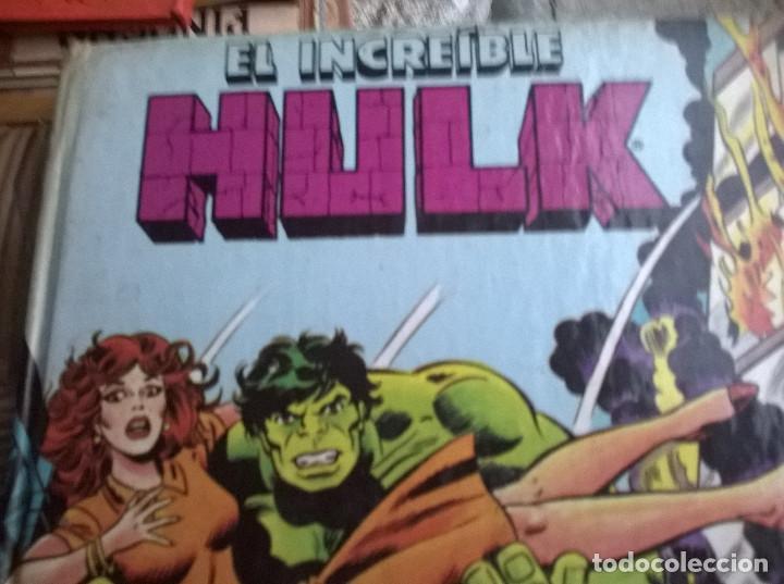 POP-UP HULK (Libros Antiguos, Raros y Curiosos - Literatura Infantil y Juvenil - Otros)