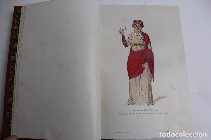 Libros antiguos: L- 4246. LA MODA, HISTORIA DEL TRAJE EN EUROPA, MAX VON BOEHN. 1928. - Foto 3 - 67569285