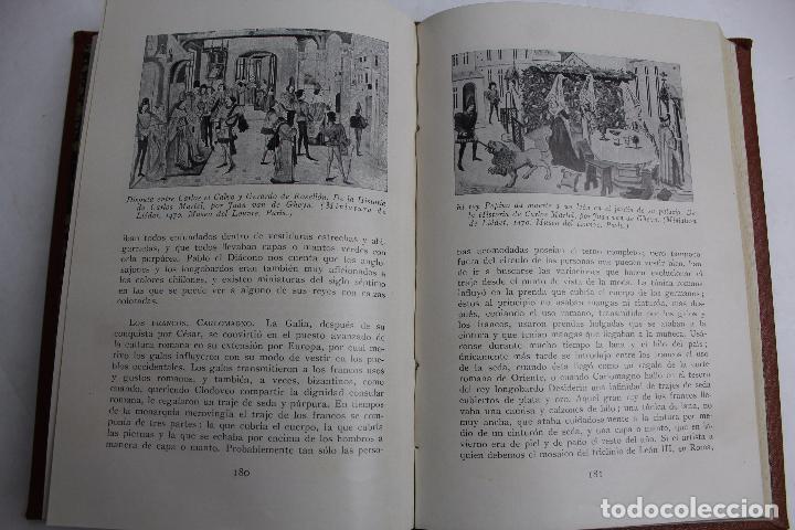 Libros antiguos: L- 4246. LA MODA, HISTORIA DEL TRAJE EN EUROPA, MAX VON BOEHN. 1928. - Foto 6 - 67569285
