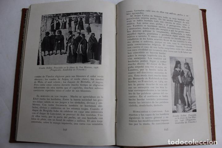 Libros antiguos: L- 4246. LA MODA, HISTORIA DEL TRAJE EN EUROPA, MAX VON BOEHN. 1928. - Foto 7 - 67569285