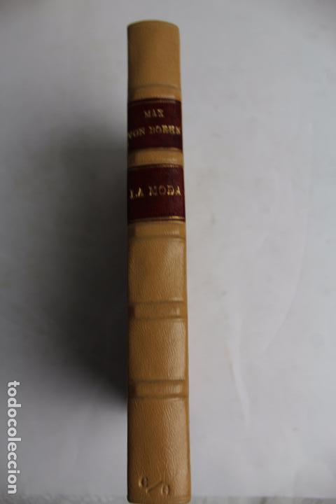 Libros antiguos: L- 4246. LA MODA, HISTORIA DEL TRAJE EN EUROPA, MAX VON BOEHN. 1928. - Foto 12 - 67569285