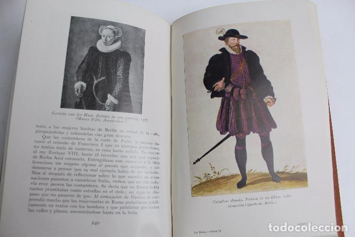Libros antiguos: L- 4246. LA MODA, HISTORIA DEL TRAJE EN EUROPA, MAX VON BOEHN. 1928. - Foto 18 - 67569285