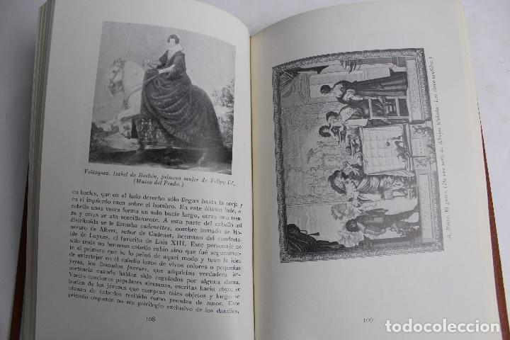 Libros antiguos: L- 4246. LA MODA, HISTORIA DEL TRAJE EN EUROPA, MAX VON BOEHN. 1928. - Foto 26 - 67569285