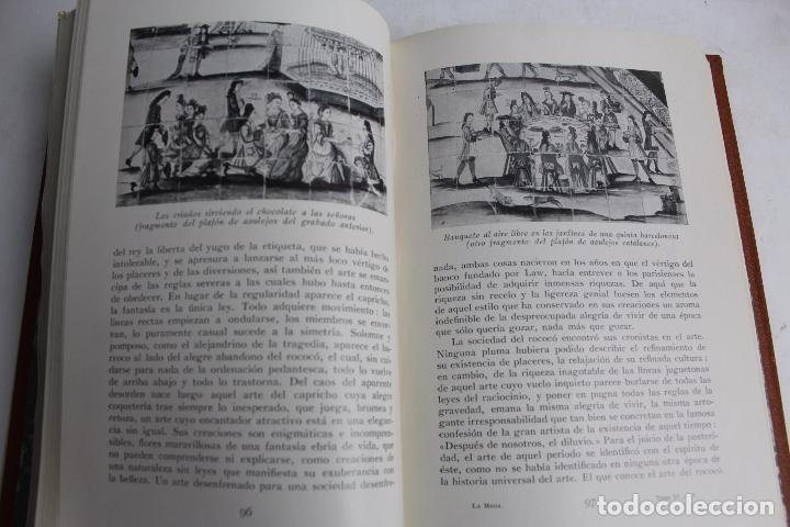 Libros antiguos: L- 4246. LA MODA, HISTORIA DEL TRAJE EN EUROPA, MAX VON BOEHN. 1928. - Foto 34 - 67569285