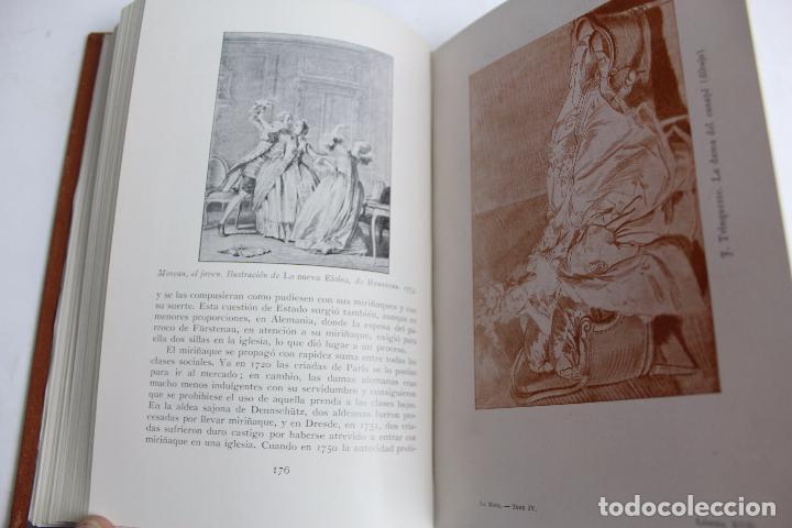 Libros antiguos: L- 4246. LA MODA, HISTORIA DEL TRAJE EN EUROPA, MAX VON BOEHN. 1928. - Foto 35 - 67569285