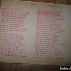 Libros antiguos: LIBRO ANTIGUO ORIGINAL INEDITO DE CARLOS HERRERO MUÑOZ 1930 EL APOSTOL DE TU HUERTO 84 PGS. Lote 67614353