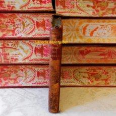 Libros antiguos: LE LA FONTAINE DES ENFANS OU CHOIX DE FABLES DE LA FONTAINE, LES PLUS SIMPLES ET LES PLUS MORALES . . Lote 67676849