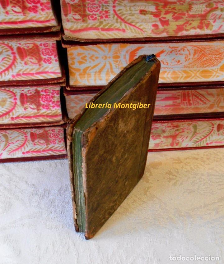 Libros antiguos: LE LA FONTAINE DES ENFANS ou choix de fables de La Fontaine, les plus simples et les plus morales . - Foto 3 - 67676849