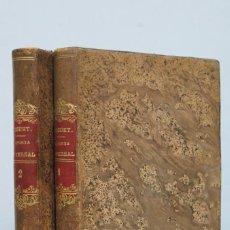 Libros antiguos: 1842.- HISTORIA UNIVERSAL. BOSSUET. 2 TOMOS. Lote 67695601