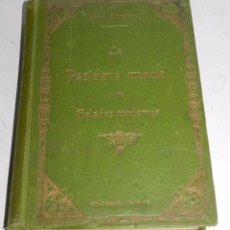 Libros antiguos: LA PASTELERIA MUNDIAL Y LOS HELADOS MODERNOS, 1ª EDICIÓN DE 1.913, IGNACIO DOMÉNECH PUIGCERCAS, EDIT. Lote 67913697