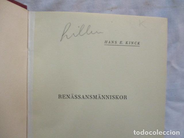 Libros antiguos: Renassansmanniskor - Historien om Nikolo Machiavelli - Hans E. Kinck (en Holandes) 1928, (ver fotos) - Foto 4 - 67985357