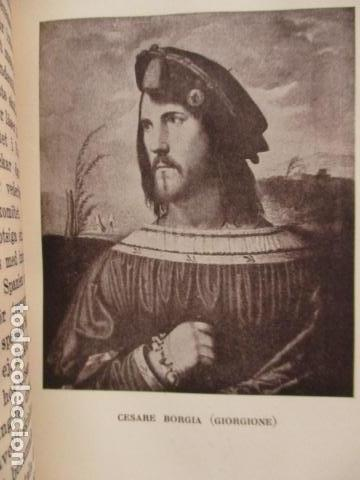 Libros antiguos: Renassansmanniskor - Historien om Nikolo Machiavelli - Hans E. Kinck (en Holandes) 1928, (ver fotos) - Foto 9 - 67985357