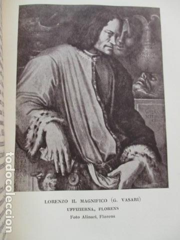 Libros antiguos: Renassansmanniskor - Historien om Nikolo Machiavelli - Hans E. Kinck (en Holandes) 1928, (ver fotos) - Foto 11 - 67985357