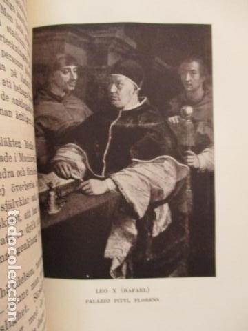 Libros antiguos: Renassansmanniskor - Historien om Nikolo Machiavelli - Hans E. Kinck (en Holandes) 1928, (ver fotos) - Foto 20 - 67985357