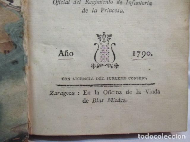 Libros antiguos: PENSAMIENTOS DE PASCAL SOBRE LA RELIGION, ANDRES BOGGIERO.ZARAGOZA 1790 - Foto 7 - 67996141