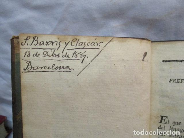 Libros antiguos: PENSAMIENTOS DE PASCAL SOBRE LA RELIGION, ANDRES BOGGIERO.ZARAGOZA 1790 - Foto 8 - 67996141
