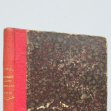 Libros antiguos: 1880.- MANUAL POPULAR DE GIMNASIA DE SALA. MEDICA E HIGIENICA. SCHREBER. Lote 68026833