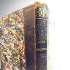 Libros antiguos: REVISTA ENCICLOPEDICA-BIBLIOTECA POPULAR ECONOMICA-TOMO II-1848. Lote 68122845