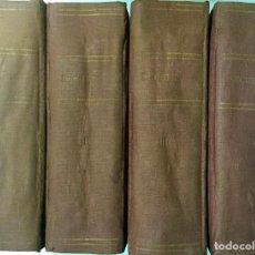 Libros antiguos: EL SECRETO DE UNA NOVIA. HENRY DE TREMIERE. COMPLETA 4 TOMOS. PRINCIPIOS SIGLO XX. Lote 68344809