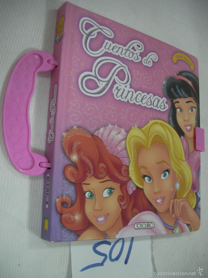 CUENTOS DE PRINCESAS (Libros Antiguos, Raros y Curiosos - Literatura Infantil y Juvenil - Otros)