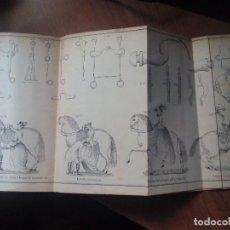 Libros antiguos: TRATADO DE EQUITACIÓN Y NOCIONES DE VETERINARIA - JOSÉ HIDALGO Y TERRÓN - MADRID 1858. Lote 68383553