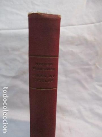 Libros antiguos: Finken Av Tistler - Herman Wildenvey - ( En Noruego) - año 1925 - ver fotos - Foto 3 - 68391833