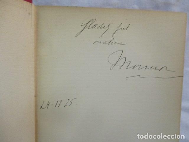 Libros antiguos: Finken Av Tistler - Herman Wildenvey - ( En Noruego) - año 1925 - ver fotos - Foto 5 - 68391833