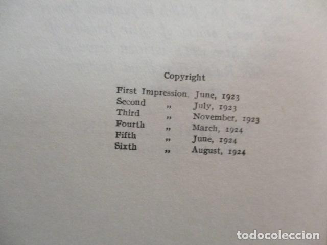Libros antiguos: THESE CHARMING PEOPLE Tapa dura – de ARLEN MICHAEL - 1924 - ver fotos - Foto 6 - 68393209