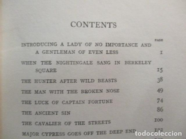 Libros antiguos: THESE CHARMING PEOPLE Tapa dura – de ARLEN MICHAEL - 1924 - ver fotos - Foto 7 - 68393209