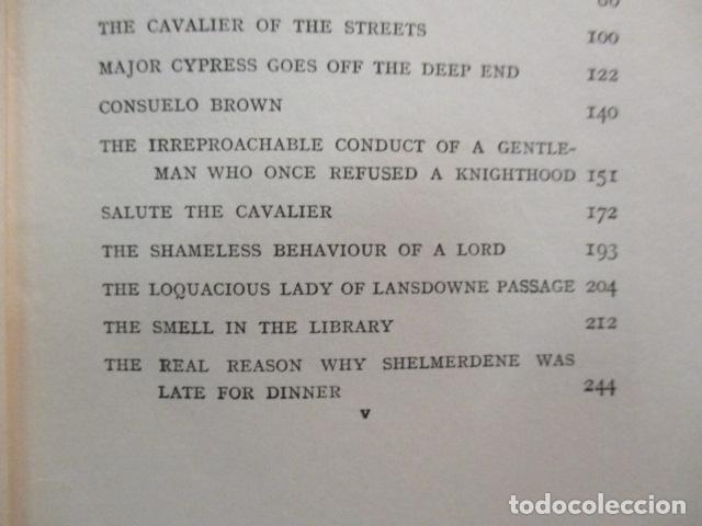 Libros antiguos: THESE CHARMING PEOPLE Tapa dura – de ARLEN MICHAEL - 1924 - ver fotos - Foto 8 - 68393209
