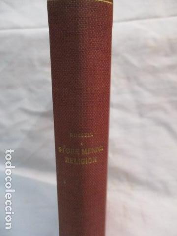 Libros antiguos: Store Menns Religion - A. J. Russell - (en ingles) año 1935 - Foto 2 - 68395733