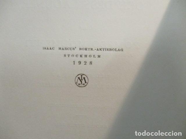 Libros antiguos: Venedig och dess Laguner - Pompeo Molmenti (en sueco) año 1928 - ver fotos - Foto 5 - 68396801