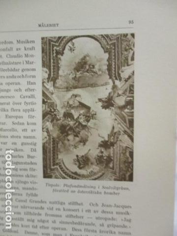 Libros antiguos: Venedig och dess Laguner - Pompeo Molmenti (en sueco) año 1928 - ver fotos - Foto 6 - 68396801